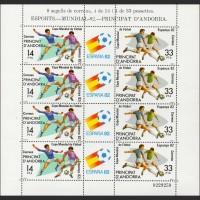 Андорра. Чемпионат мира по футболу в Испании