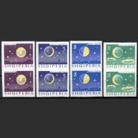 Албания. Фазы Луны