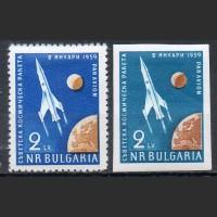 Болгария. Запуск космического зонда