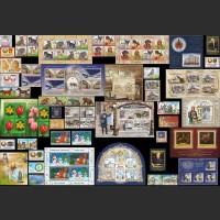 Годовой комплект почтовых марок РБ за 2017 год