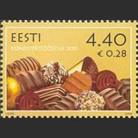 200 лет эстонской кондитерской промышленности