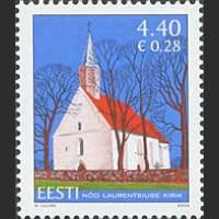 Церкви Эстонии