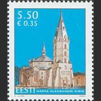 125 лет Александровской церкви в Нарве