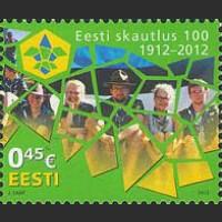 Столетие эстонского скаутского движения