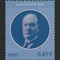 Первый Президент Эстонии Константин Пятс