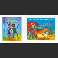 Персонажи грузинских сказок