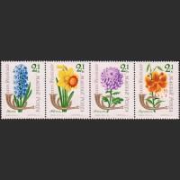 Венгрия. День почтовой марки. Флора