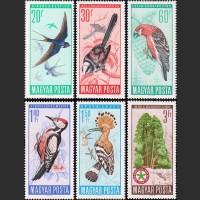 Венгрия. Охраняемые птицы