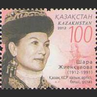 100 лет со дня рождения танцовщицы, педагога Ш. Жиенкуловой