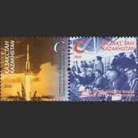 50-летие визита генерала де Голля на космодром Байконур