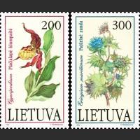 Растения из Красной книги Литвы