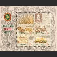 1000 лет литовской государственности