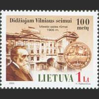 100 лет Великому сейму Литвы