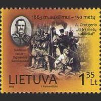 150 лет восстания 1863 г. на территории Литвы и Белорусии