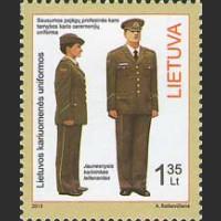Униформа литовской армии