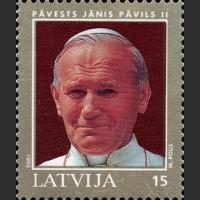 Визит Папы Римского Иоанна Павла II в Латвию