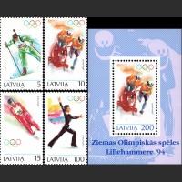 XXVII pимние Олимпийские игры в Лиллехаммере