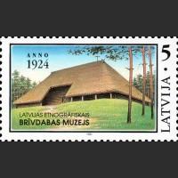 70 лет Латвийского этнографического музея