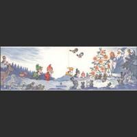 Иллюстрации к детским книгам художницы М. Старасте