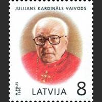 100 лет со дня рождения кардинала Ю. Вайводса