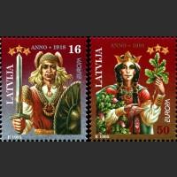 EUROPA. Эпические герои