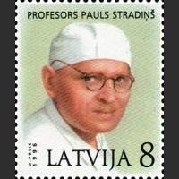 100 лет со дня рождения врача  П. Страдинса