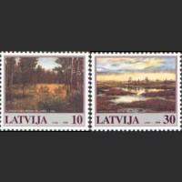 Заповедники Латвии