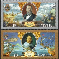 Латвийские мореплаватели