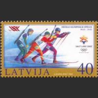 XIX зи́мние Олимпи́йские и́гры в Солт-Лейк-Сити