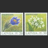 Охраняемые растения Латвии