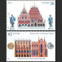 Архитектура Латвии. ЮНЕСКО