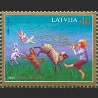 Латвийские сказки