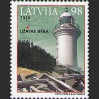 Маяки Латвии