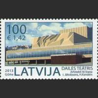 Современная архитектура Латвии