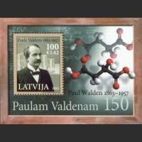 150 лет химику П. Вальдену