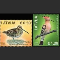 Птицы Латвии