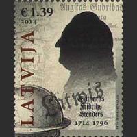 300 лет со дня рождения латышского просветителя Ф. Стендера