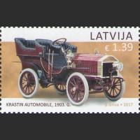 История автомобилестроения Латвии