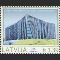 Латвийская архитектура