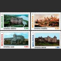 Молдавские замки и крепости