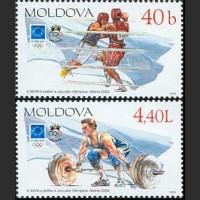 XXVIII летние Олимпийские игры в Афинах