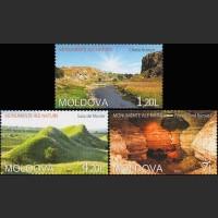Природные памятники Молдовы
