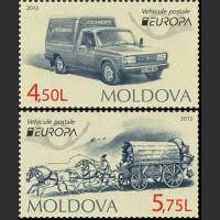 EUROPA. Почтовый транспорт