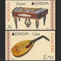EUROPA. Музыкальные инструменты