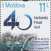 40 лет Хельсинкскому Заключительному акту