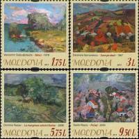 Живопись молдавских художников