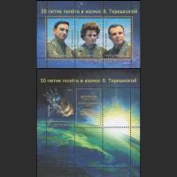 50 лет полету в космос В. Терешковой