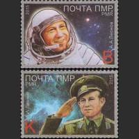 50 лет первого выхода в открытый космос А. Леонова