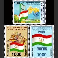 Международное признание Таджикистана