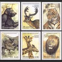 40 лет зоопарку в г. Душанбе